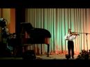 7 «Вічний рух» виконують Ельдар Казанський скрипка Яліта Казанськая фортепіано 1