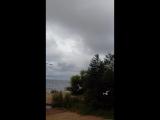 Чайки вьютсо перед бурей...