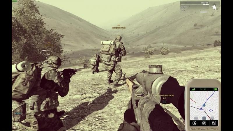 NKVD ARMA-3 *** СПЕЦНАЗ РОССИИ *** СТРЕЛЯЮЩИЕ ГОРЫ