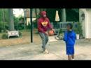 Айзейя Томас с сыном провели тренировку в капюшонах (Hoodie Melo)
