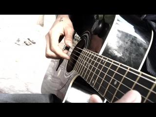 Dante Klim FingerStyle (One Republik - Apologize) Sound by EQ