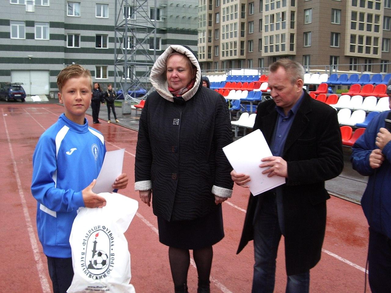 Фототчёт о спортивном мероприятии - Городской турнир среди районов Дружный мяч 2017