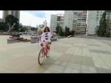 Катайтесь на велосипеде и хорошее настроение вам обеспечено ))