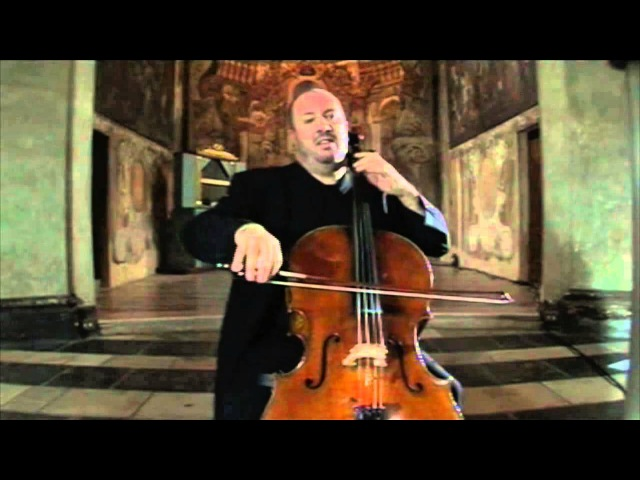 Enrico Dindo Bach Cello Suite n'1 in G major BWV 1007