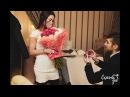 Оригинальное предложение руки и сердца в ресторане Бальзак 13.11.2016