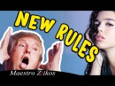Trump Sings New Rules by Dua Lipa /NOW ON iTUNES
