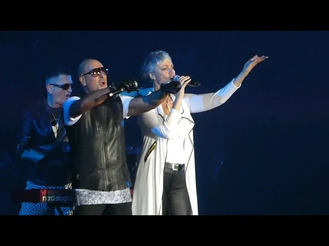 Masterboy - Live / Full Concert - Kaunas 2017 11 18