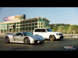 The Grand Tour Porsche 918 vs. Nissan Patrol