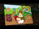 Детские песенки из советских мультфильмов