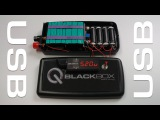 BLACKBOX - USB with advanced Silicon Crystal Graphite Battery Technology
