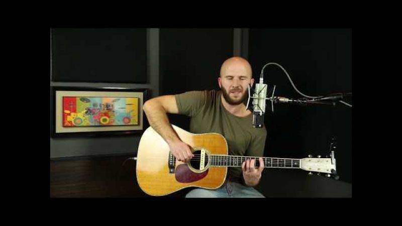 С рождеством -Song Tutorial Acoustic Guitar