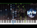 TheFatRat - Fly Away feat. Anjulie | Synthesia Piano Tutorial | Zacky The Pianist