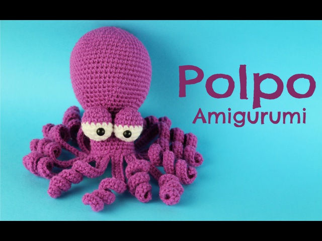 Polpo Amigurumi | World Of Amigurumi