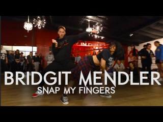 Bridgit Mendler - Snap My Fingers / Crazy Dance Class