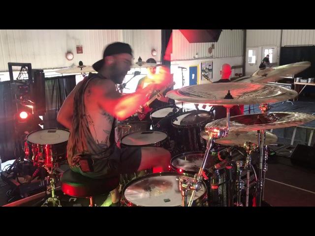 Jerod Boyd - Miss May I / Shadows Inside (Sound Check)