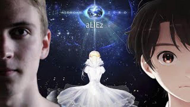 [Влад Дуров] Aldnoah.Zero Ending - aLIEz [RUS ED]