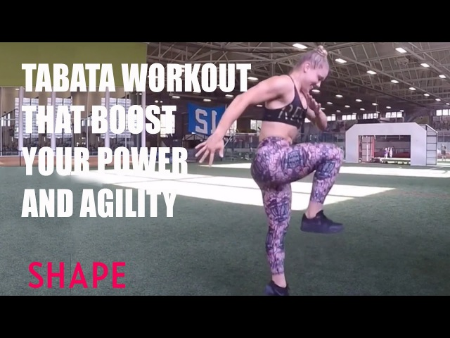Tabata Workout That Boost Your Power and Agility