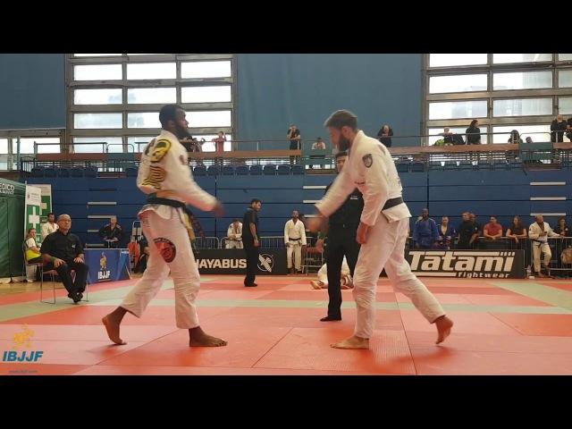 Jackson Sousa vs Nicolas Penzer / London Fall Open 2017