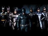 Batman (The Dark Knight) Rises - Movies Trailers 1989 - 2012