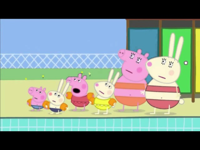 Peppa Pig English Episodes Bubbles 2014 HD Пеппа Пиг 2014 HD