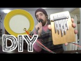DIY Electro Acoustic Kalimba