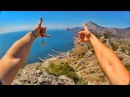 Crimea Trip 2017 GoPro Montains Black Sea
