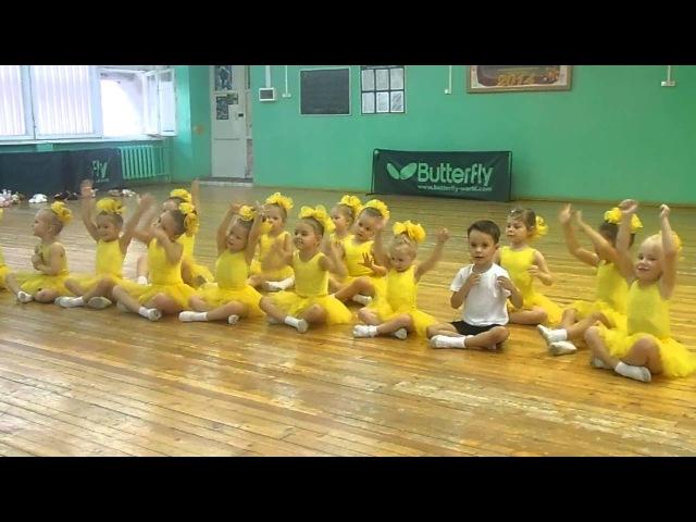 Танец Заячья зарядка София Тихомирова 3 9 года
