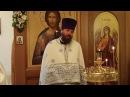 Поздравительное слово отца Виктора Вильчинского в день рождения настоятеля
