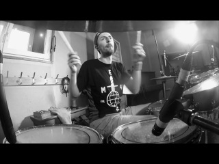 Nail Shary - I will always believe in good (Recording Drums) by Maximilian Maxotsky