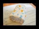Как сшить подушку для кормления и укачивания на руку