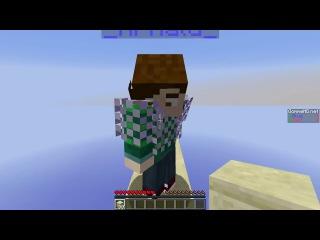 ПЛОХИЕ ТИММЕЙТЫ Аид и Хелд Minecraft Bed Wars Mini Game