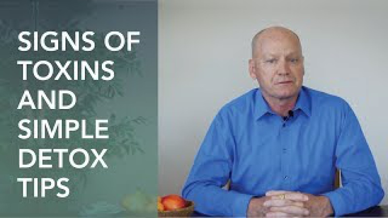 Signs of Toxins and Simple Detox Tips featuring Dr. Mark Toomey -- vpk by Maharishi Ayurveda
