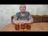 Маринованный болгарский перец. Ну, очень- очень вкусно! Pickled sweet pepper