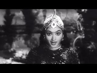 Bakkad Bam Bam - Superhit Hit Hindi Folk & Classical Dance Song - Vyjayanthimala - Kath Putli
