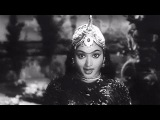 Bakkad Bam Bam - Superhit Hit Hindi Folk &amp Classical Dance Song - Vyjayanthimala - Kath Putli