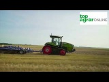Fendt Raupe 950 Vario MT in Aktion