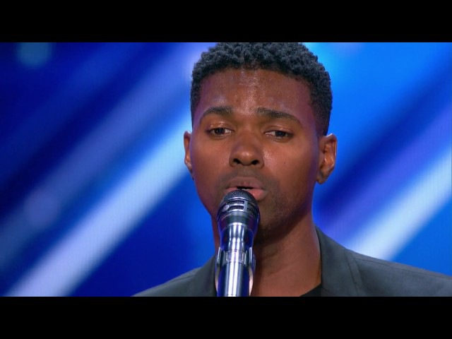 Johnny Blows Everyone Away With Whitney Houston Big Hit | Week 5 | Americas Got Talent 2017