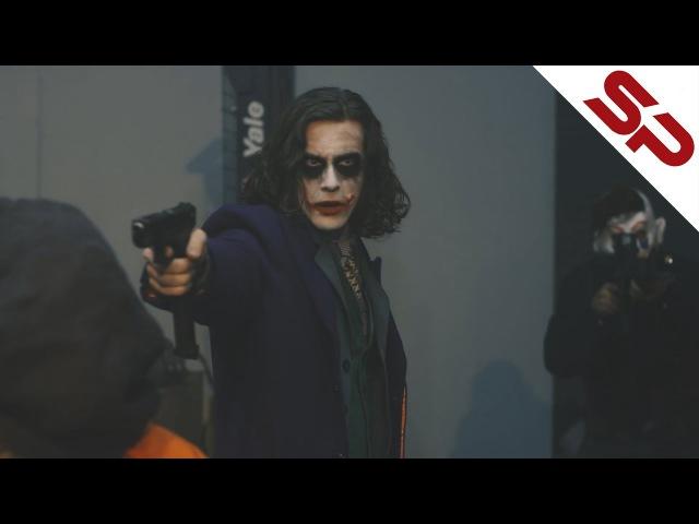 Битва Джокеров [Леджер vs Лето]