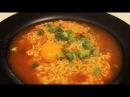 Настоящая корейская кухня: Как готовить Рамен Корейская лапша Лапша быстрого приготовления Доширак