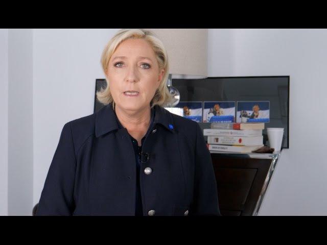 Mon appel aux Insoumis : faisons barrage à Macron ! |Marine 2017