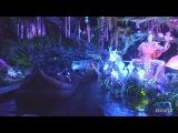 4K Avatar Land Boat Ride - Na'vi River Journey - Pandora - Animal Kingdom