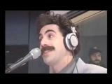 Borat &amp Patrice O'Neal on O&ampA (Full Interview wVideo)