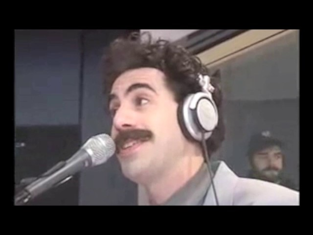 Borat Patrice O'Neal on OA (Full Interview w/Video)