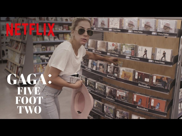 GAGA: Five Foot Two | Clip: Walmart [HD] | Netfilx
