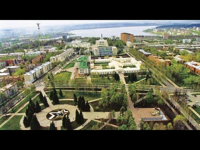 Как выглядел Ижевск в Советское время. Удмуртская АССР. Izhevsk. Soviet Union