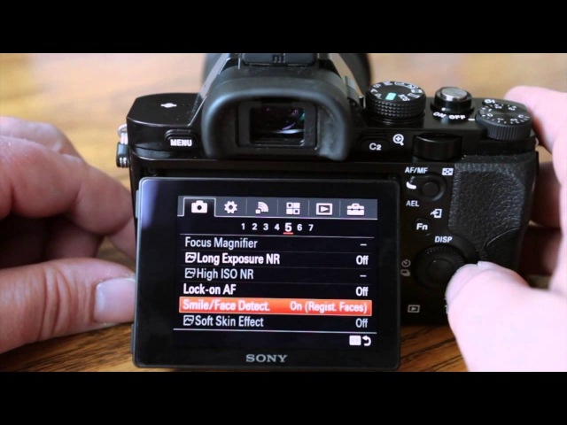 Sony A7 Review, Menus Explained, Camera Set-up, Sample Video, and More..