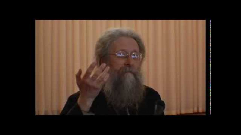 Протоиерей Геннадий Фаст. НАЧАЛО ПУТИ. 20.02.2012