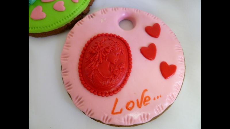 Муссовый торт клубника-розмарин-лайм ❤ Цветная зеркальная глазурь ❤ Cooking wi