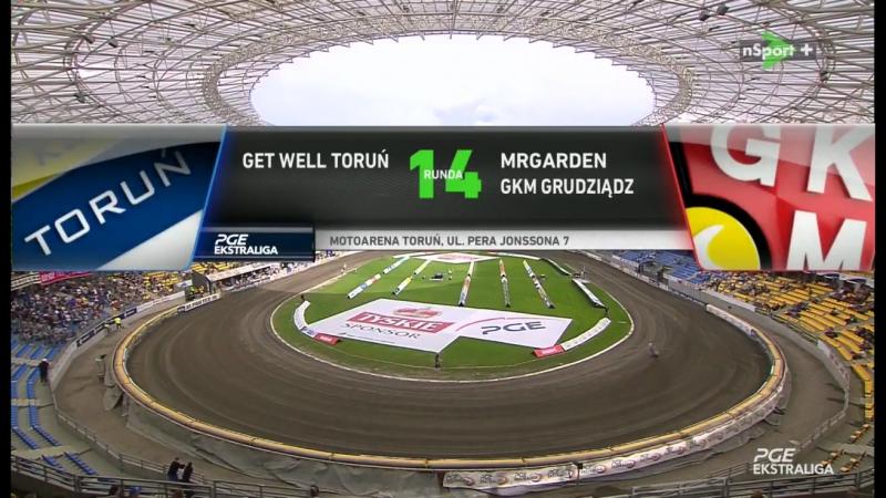 Get Well Toruń - MRGARDEN GKM Grudziądz (20.08.2017)
