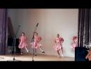 выступление в ботаническом саду танец ,,Барыня Спасибо Королёвой Жанне Николаевне